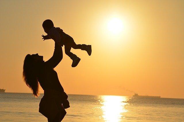 štětstí matky