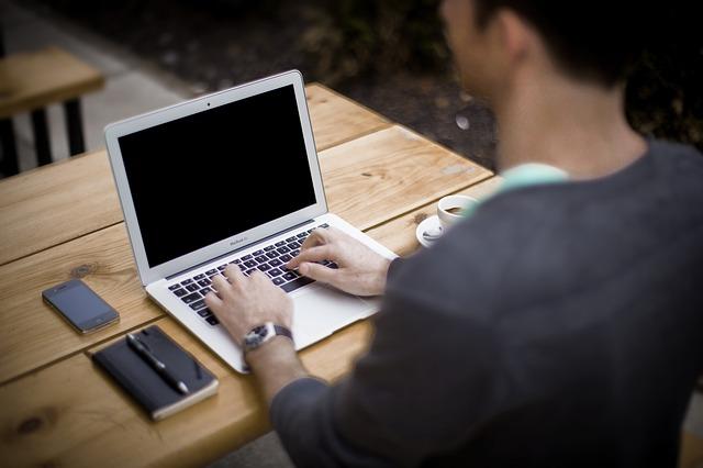 blogování v kanceláři