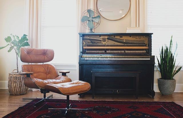 staré piano