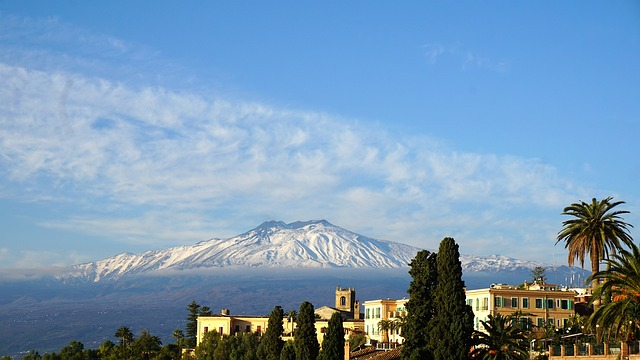 Etna sopka